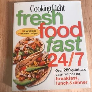 Cooking Light cook book